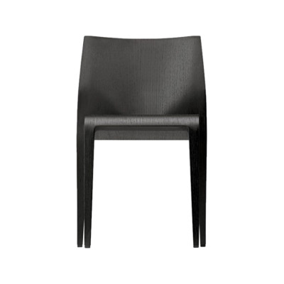 Laleggera Chair+ Wood - ACN