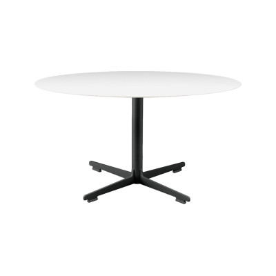 Cross Table 573 Side Table Full Color - FC01, Stove Enamelled Steel - A016, 45cm, 80cm