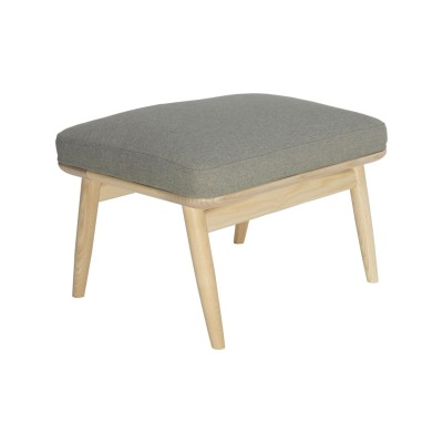 Marino Footstool Ash - DM - Ash, Capture - J4001