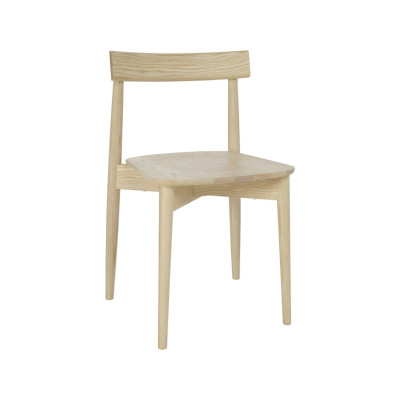Lara Dining Chair Ash - DM - Ash