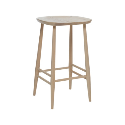 Originals Counter Stool Beech + Stained Ash - LM-Beech-Ash