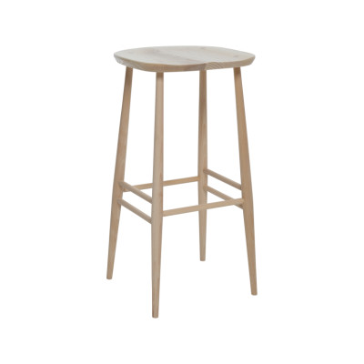 Originals Bar Stool Beech + Stained Ash - LM-Beech-Ash