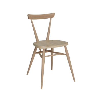 Originals Stacking Chair Beech + Elm - DM-Beech-Elm