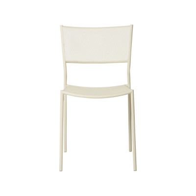 Jig Mesh Chair - Set of 2 White - RAL 9003