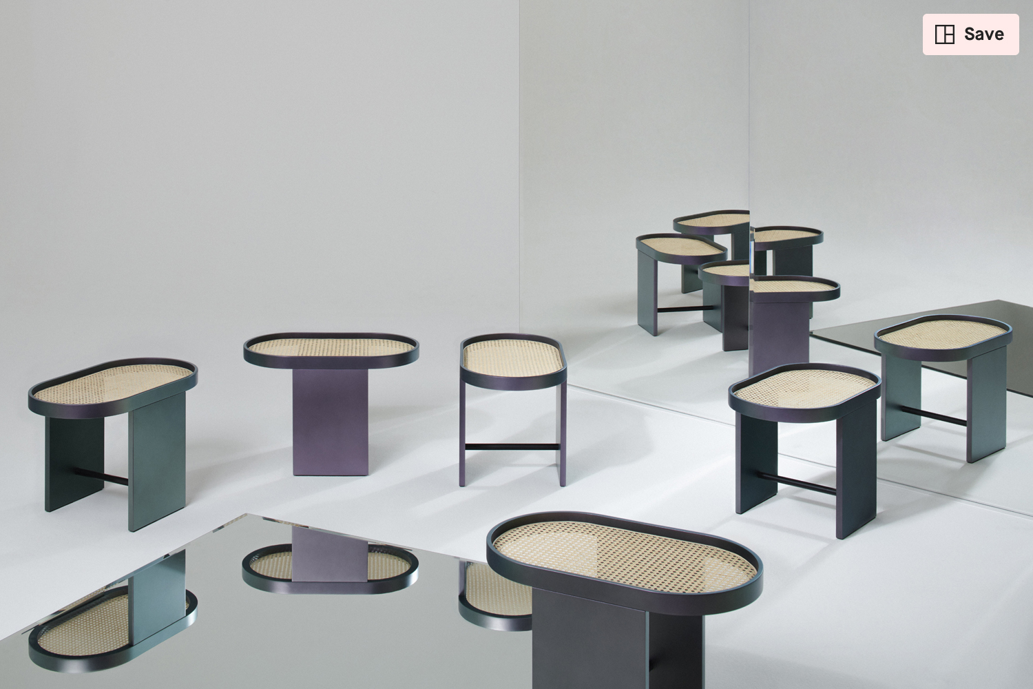 Piani collection from Editions Milano | Clipping