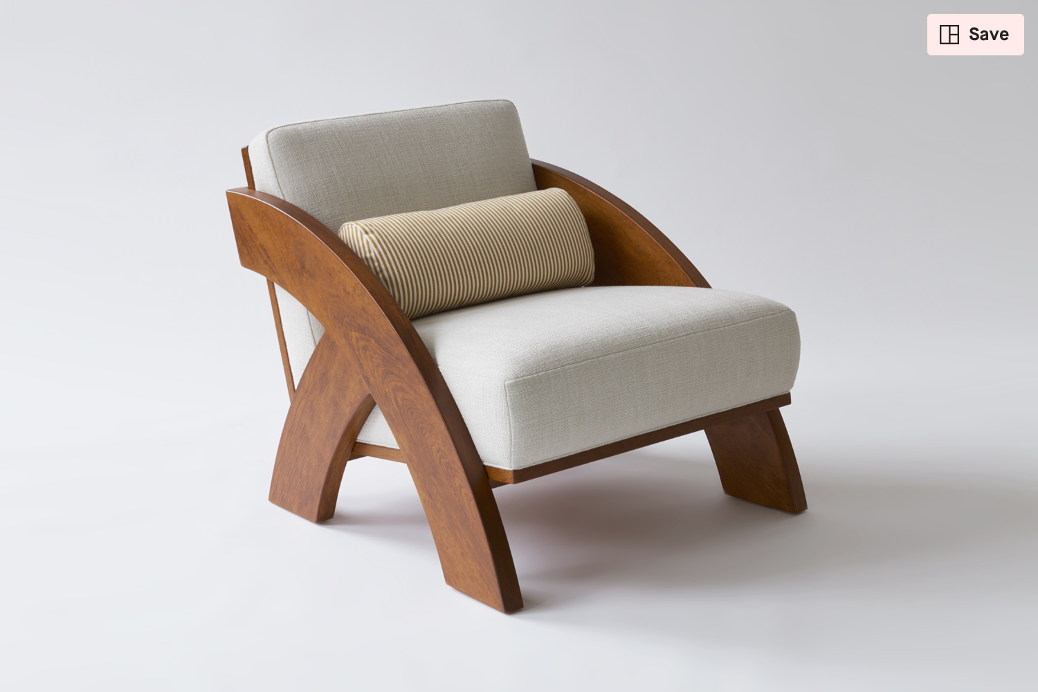 Arc Lounge Chair From Moving Mountains Clippings