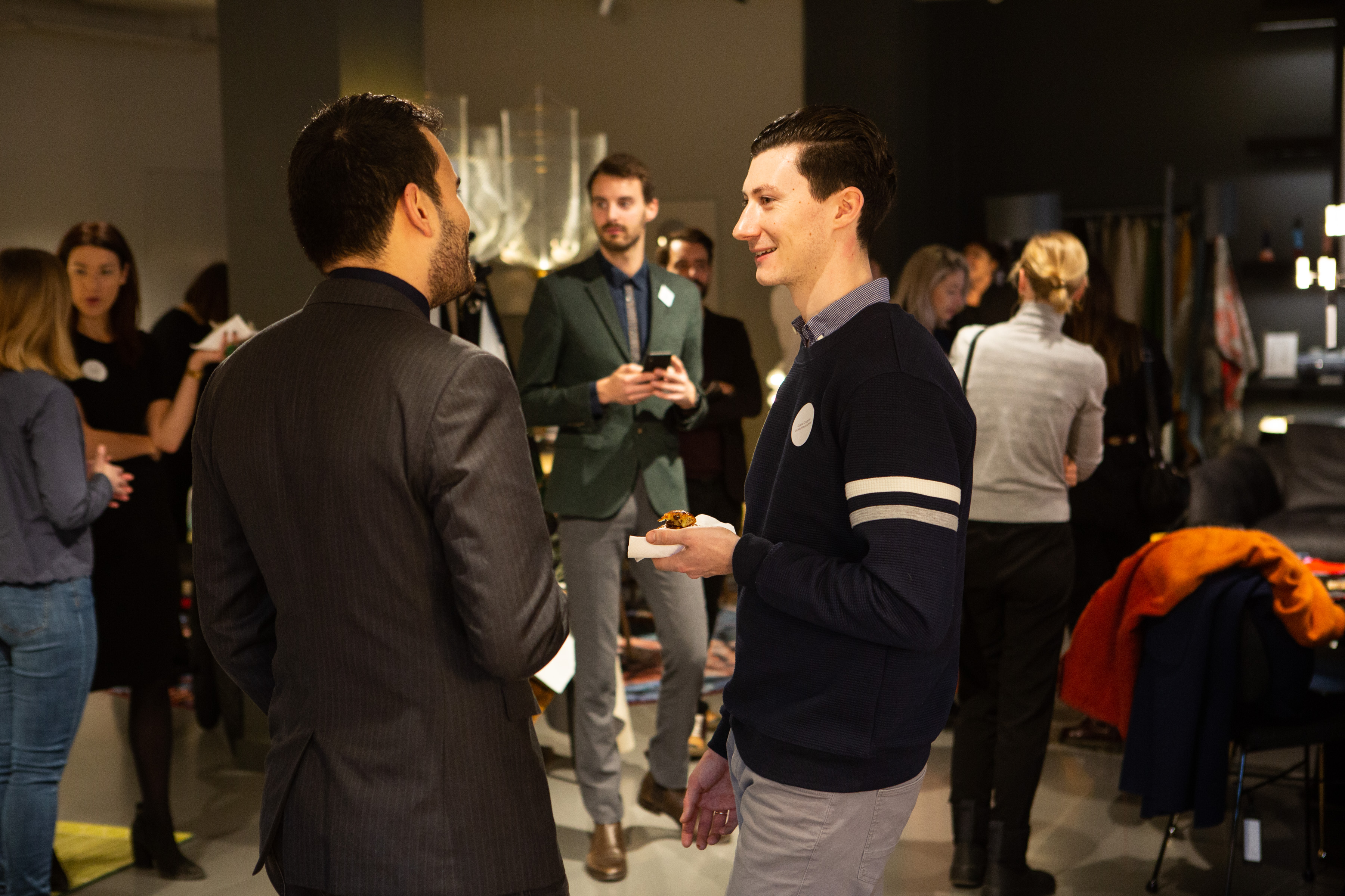 Clippings interior design event in London - Moooi Carpets