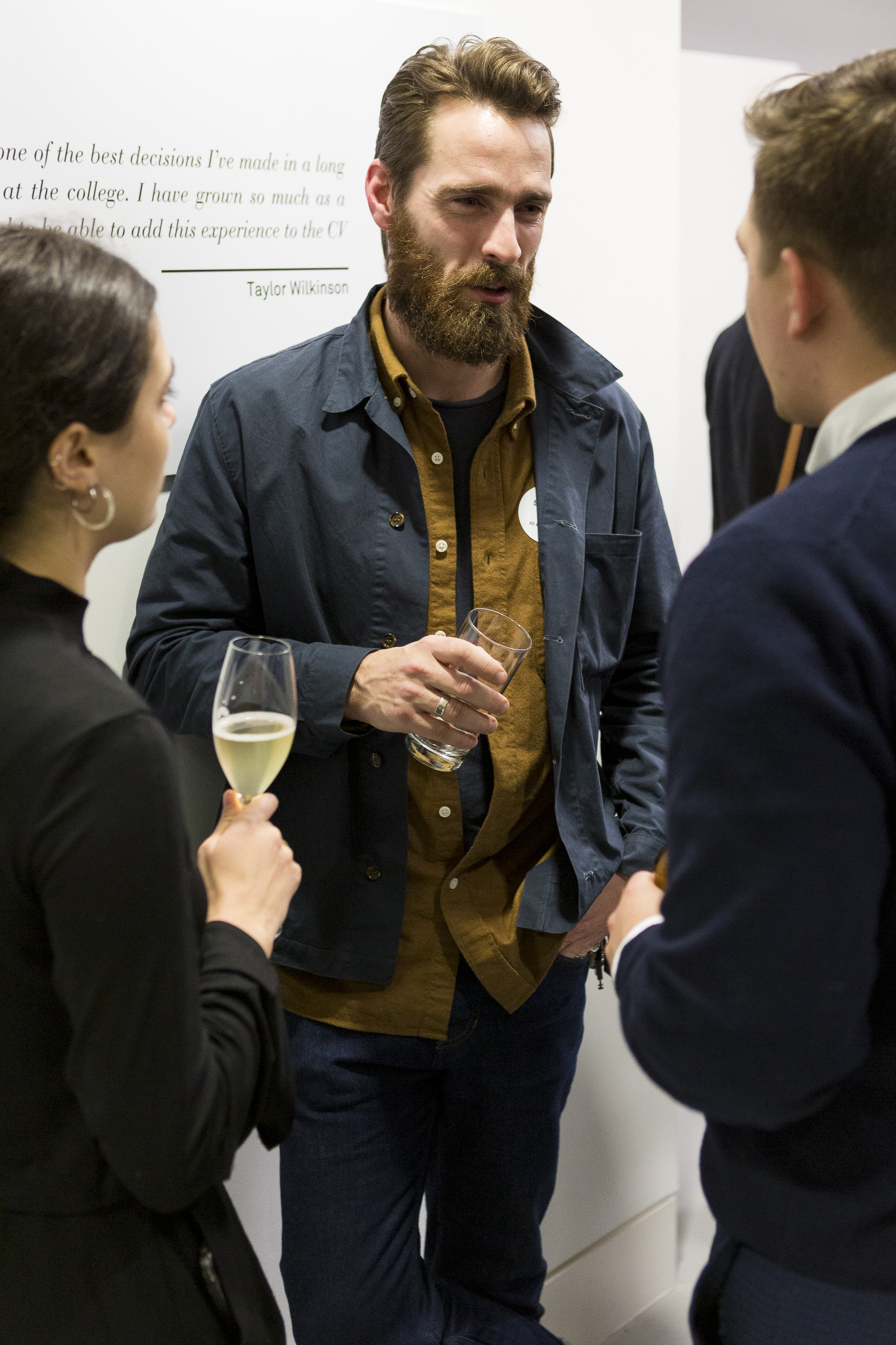 Clippings interior design event in London - Now///Next Spring 2019 with Wallpaper magazine