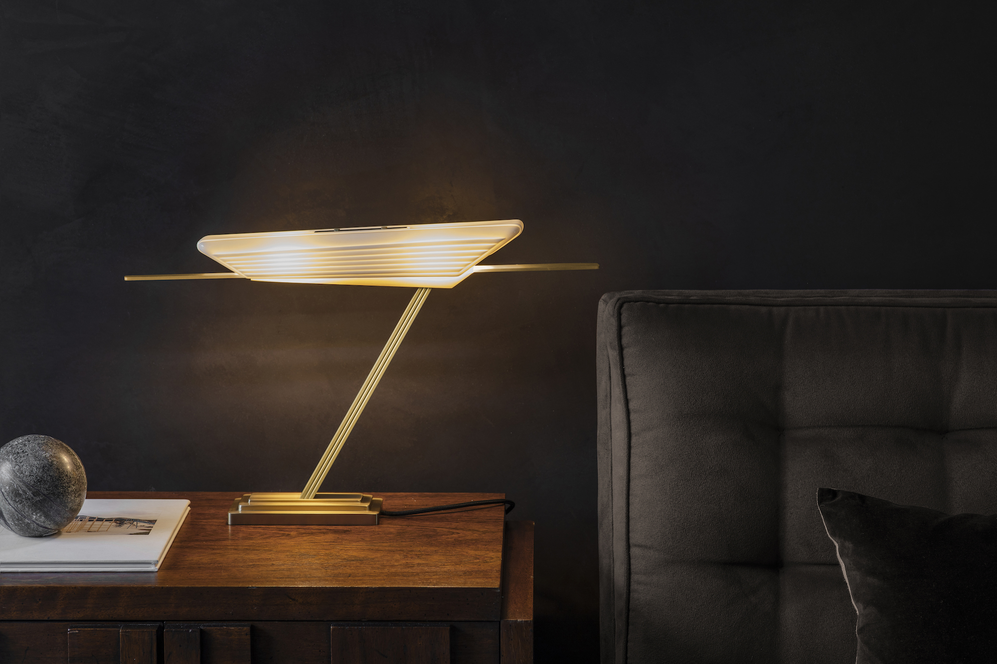 Glaive Table light by Bert and Frank
