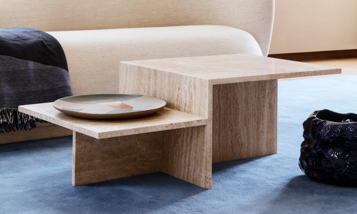 Designers embrace limestones to create warm interiors