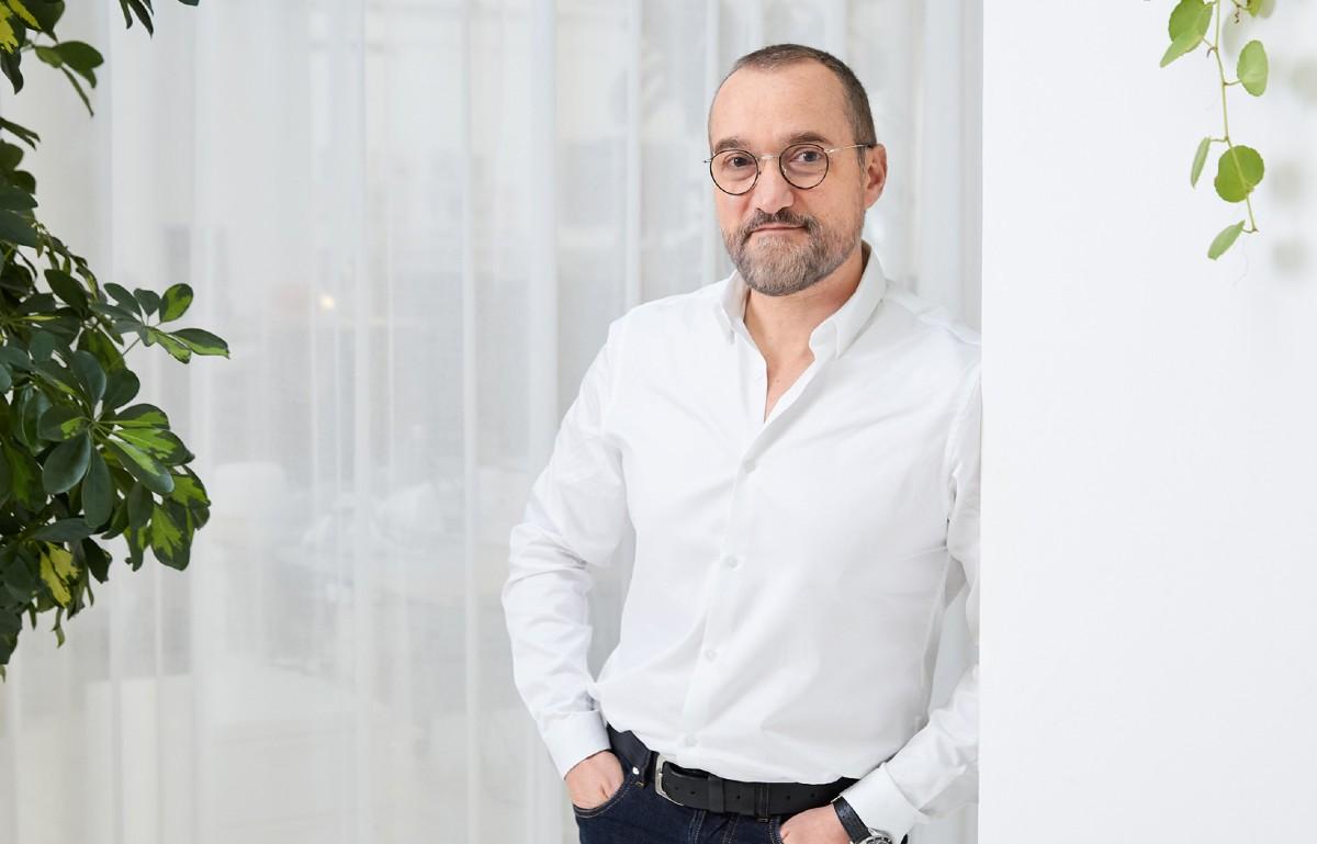 Clippings CEO Franck Zayan
