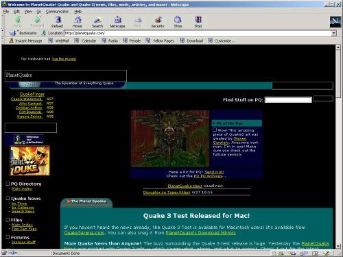 PlanetQuake c1999