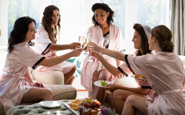 Wellness Bridal Parties: The New Normal for the 21st Century Bride