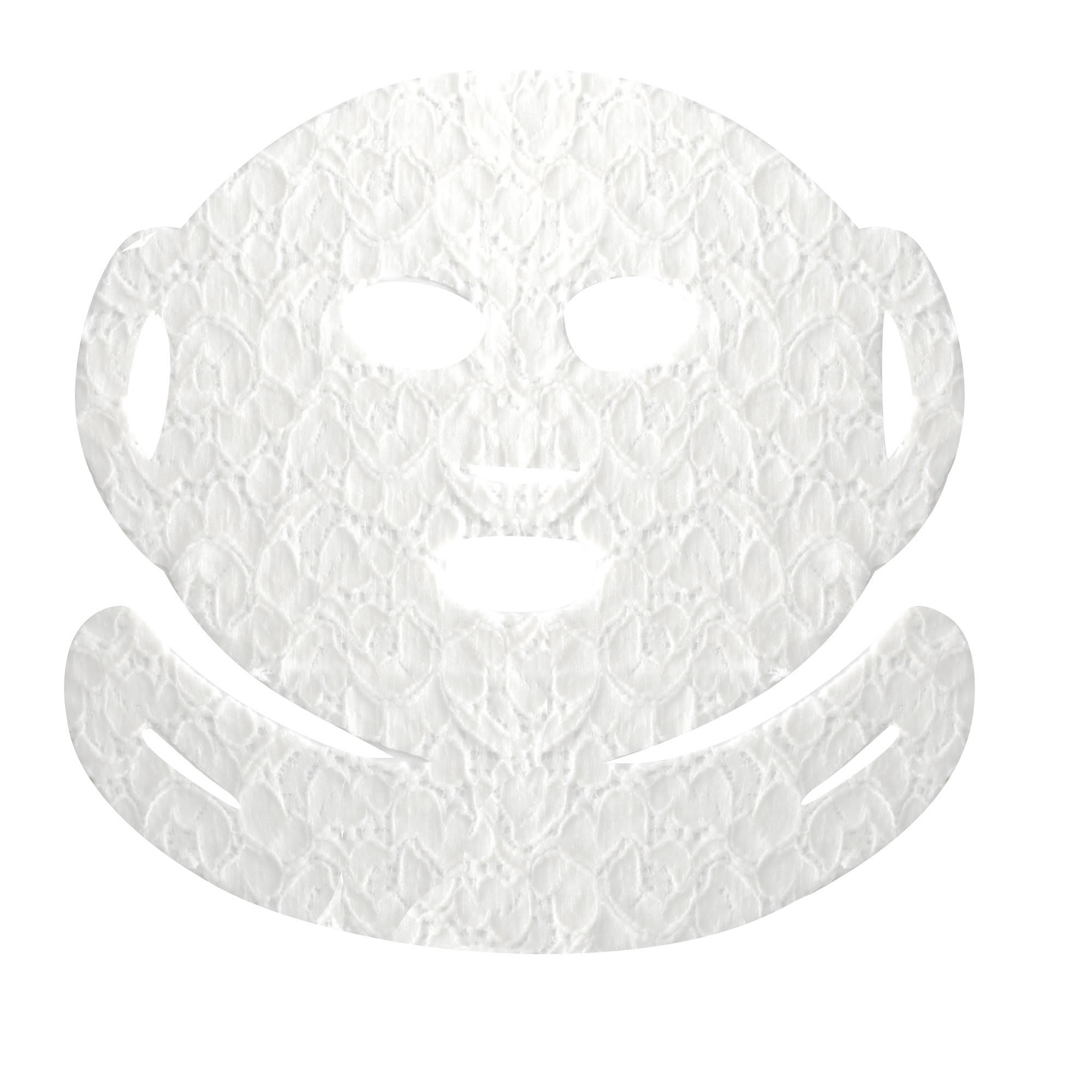 Dermovia Lace Your Face Compression Mask - Hydrating Rose Water