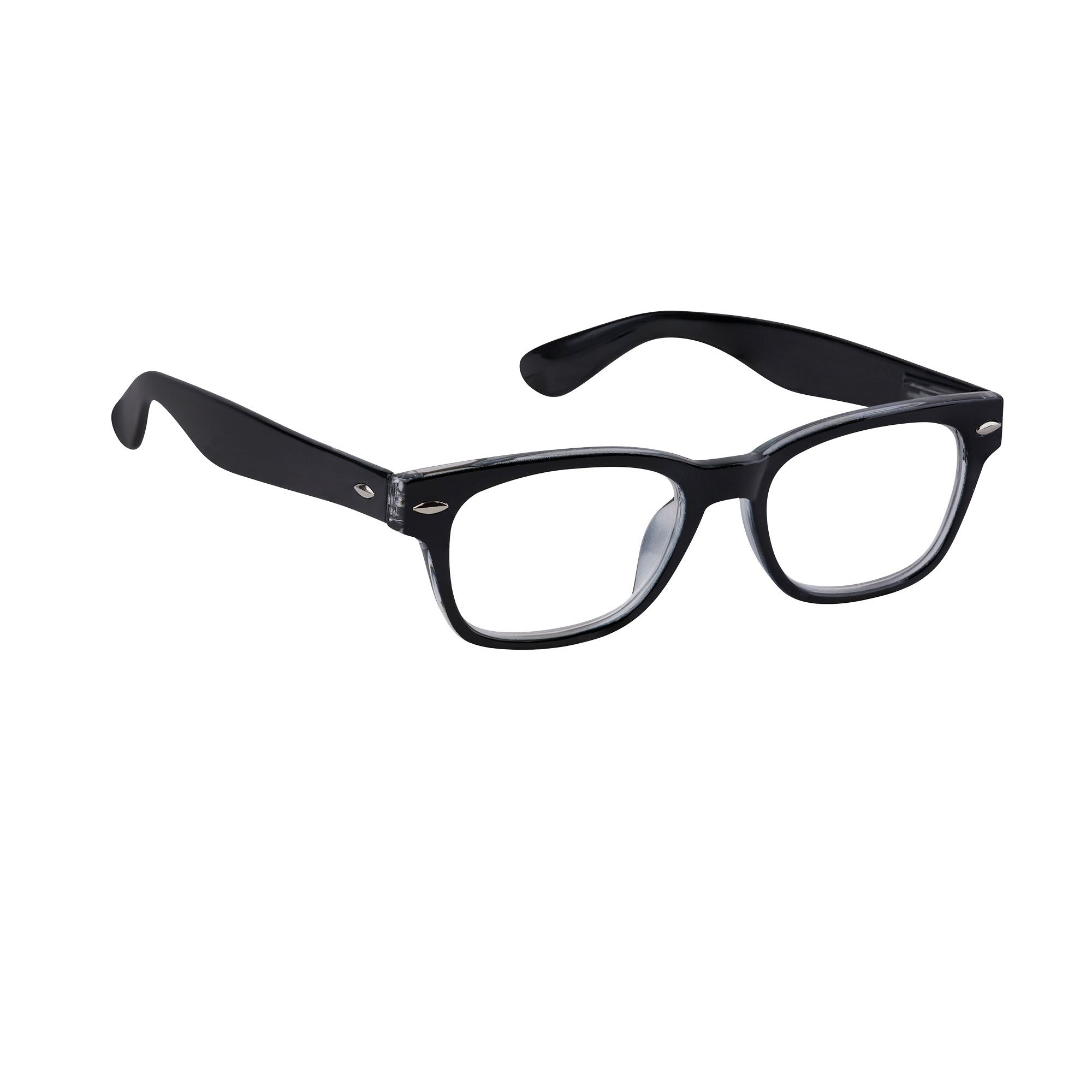 Peeperspecs Simply Peepers Black Reading Glasses