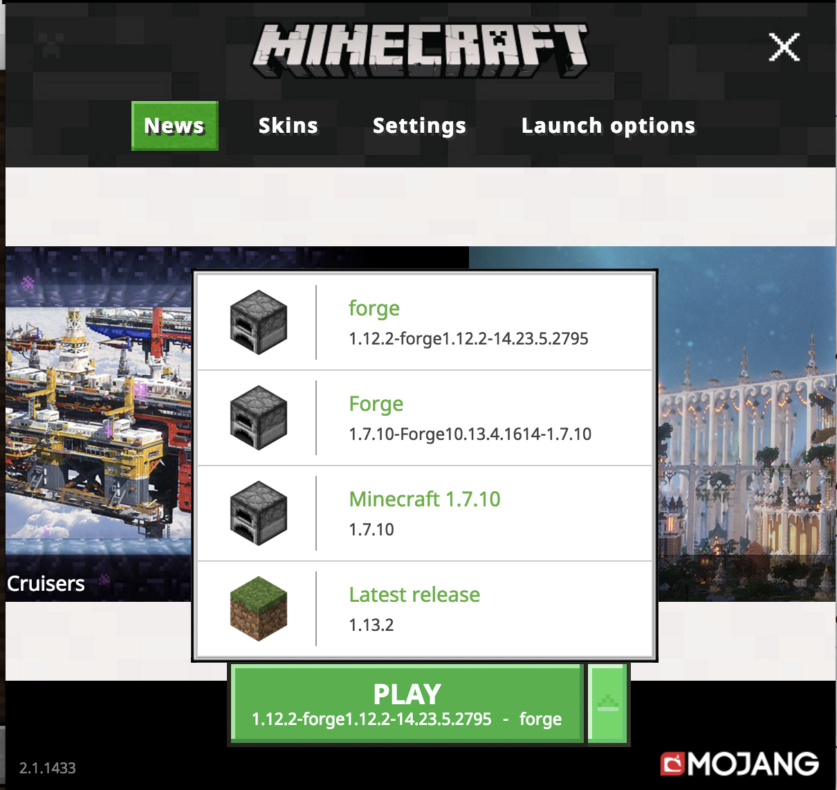 How to Use Multiple Different Minecraft Forge and Mods