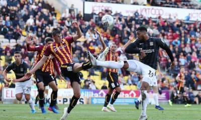 Speltips: Bradford City - Bristol Rovers: Bortalaget åker tomhänta från Valley Parade