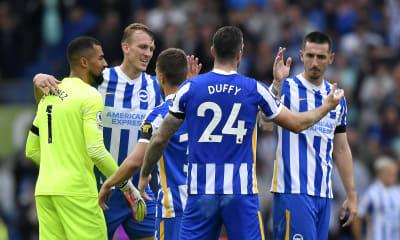 Speltips: Brighton & Hove Albion - Manchester City: Förhållandevis få mål på ett fullsatt Falmer Stadium