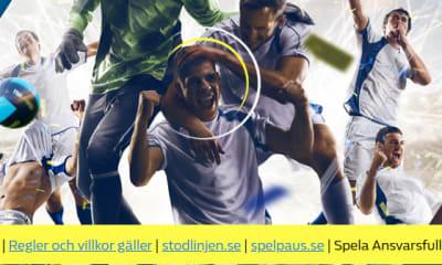 Erbjudande: Riskfritt svenskt trippelsystem med Gson och William Hill!