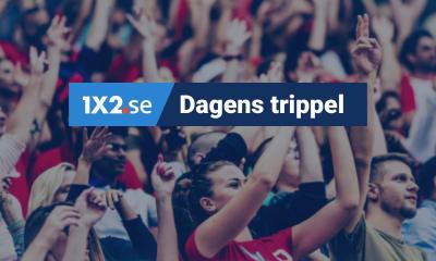 Speltips: SHL, Hockeyallsvenskan och Primeira Liga i Dagens trippel på William Hill!