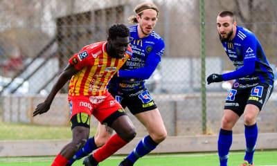 Speltips: Sylvia vs Karlstad - Kan Karlstad hitta nätet igen och haka på i toppen av Ettan Norra?