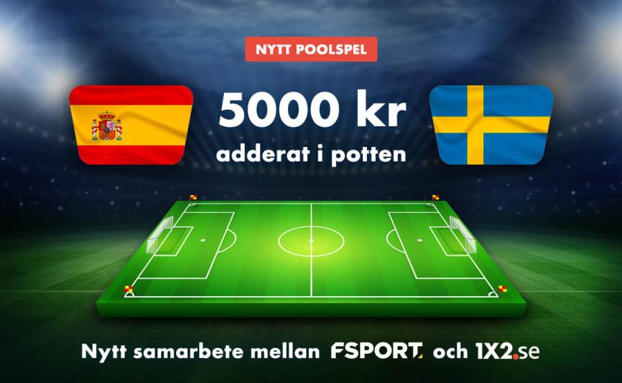 FSport: Sverige - Spanien take 2