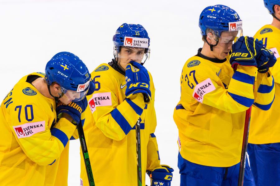 Sverige suger på hockey