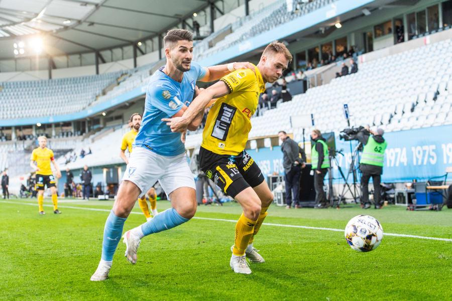 Antonio Colak och Leo Väisänen