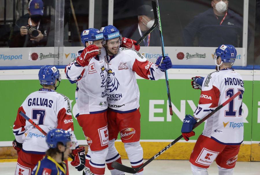 Tjeckiska hockeylandslaget