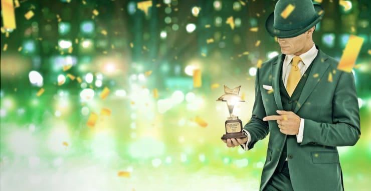 Mr Green sport har framtiden för sig