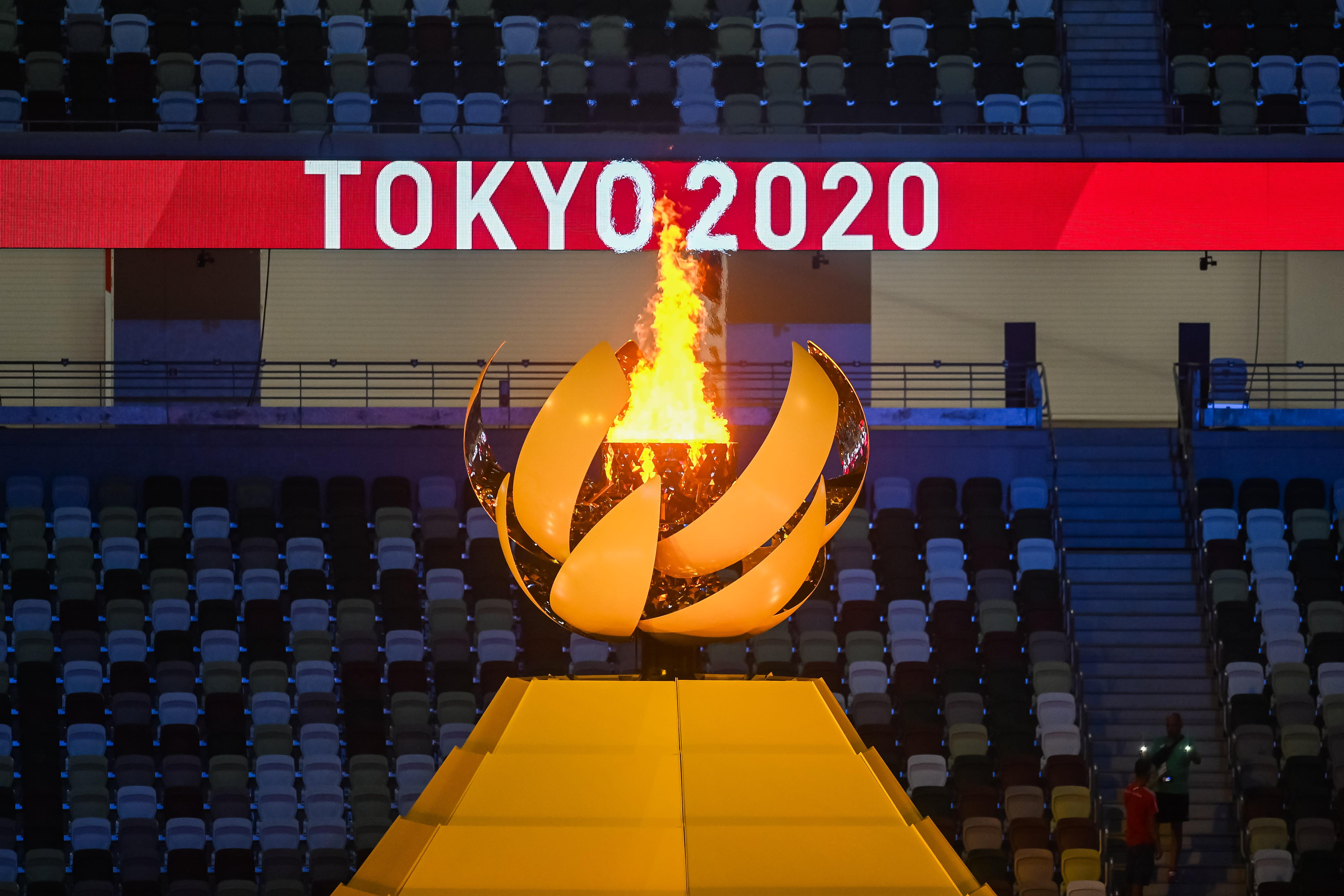 Sporter i OS 2021