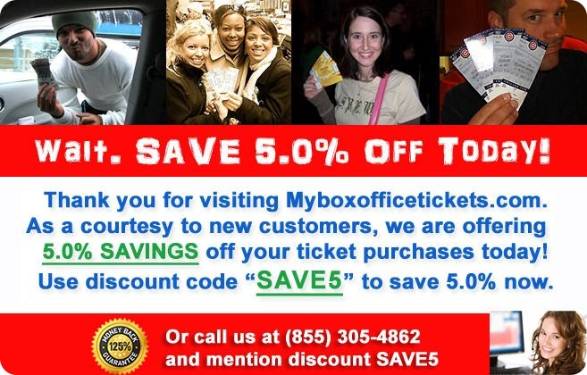 Save 5.0% Off Your Order Today
