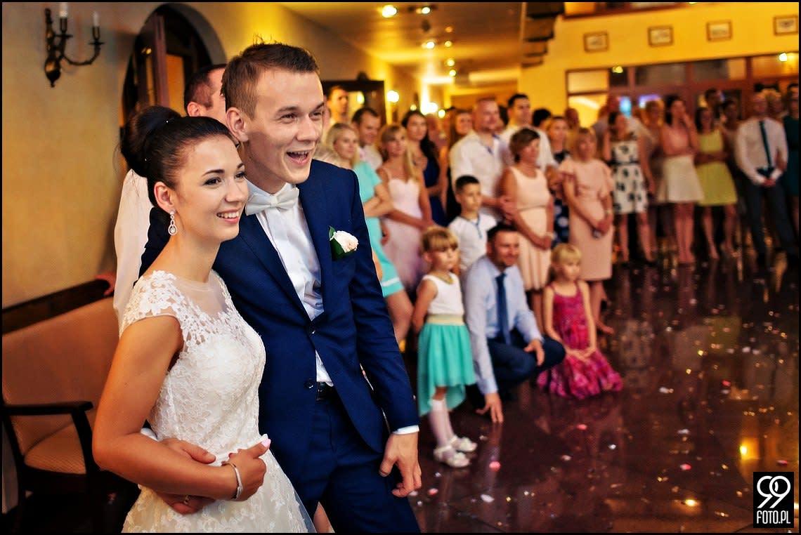 Fotograf na ślub - Hotel Turówka - Wieliczka