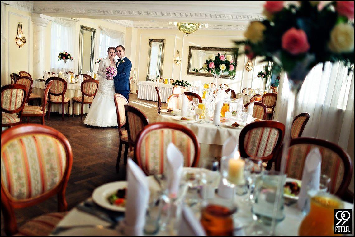 Zdjęcia ślubne Pałac Śmiłowice