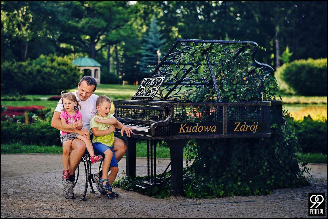 Sesja rodzinna Kraków