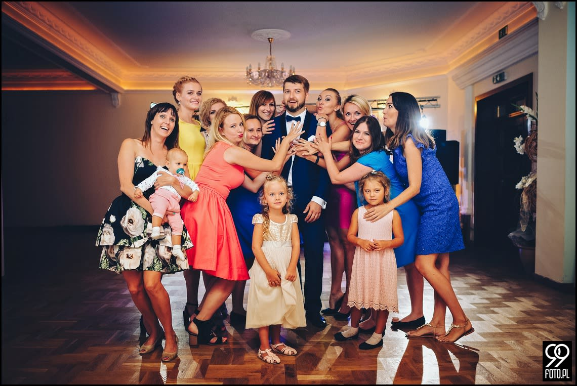 Dom weselny Marion, zdjęcia ślubne