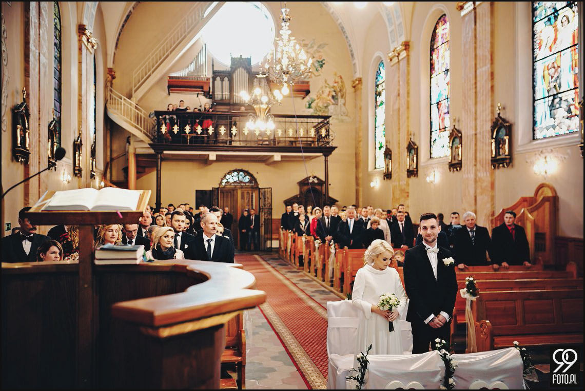 Dom weselny Aleksandra, zdjęcia ślubne Mszana Dolna