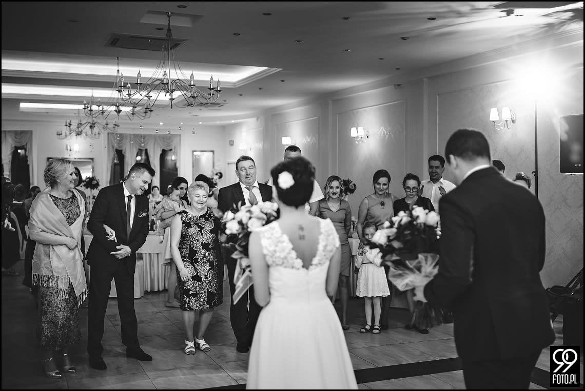 Sala weselna Villa Marina Dąbrowa Górnicza, ślub nad jeziorem