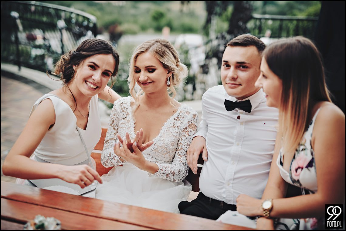 Fotograf ślubny Kalwaria Zebrzydowska, Arkadia Wadowice