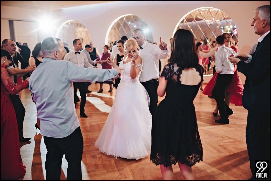 Hotel nad Rabą Bochnia, Zimowy ślub w Niepołomicach
