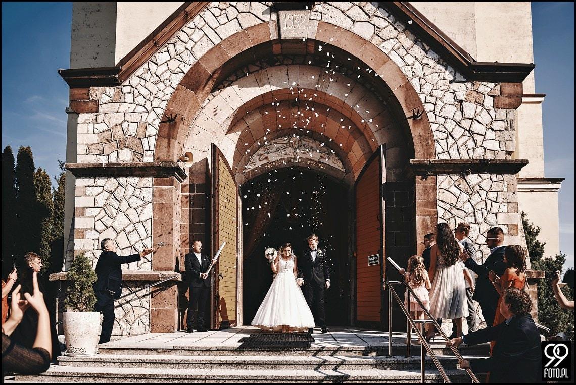 Hotel Zameczek Książ Wielki, ślubne iskierki miłości