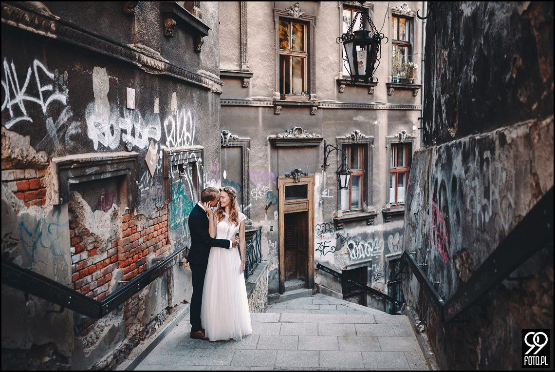 Plener w Beskidach, Sesja ślubna w Beskidzie Śląskim
