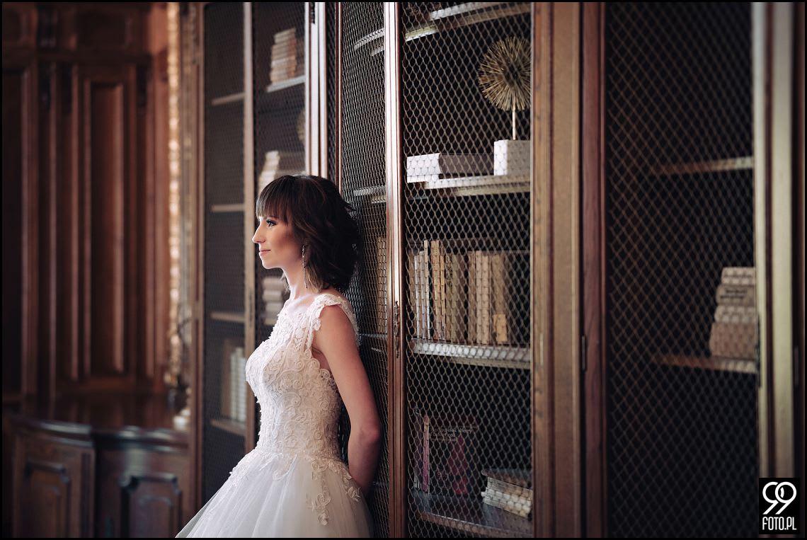 Pałac Goetz, miejsce na wesele i plener ślubny marzeń