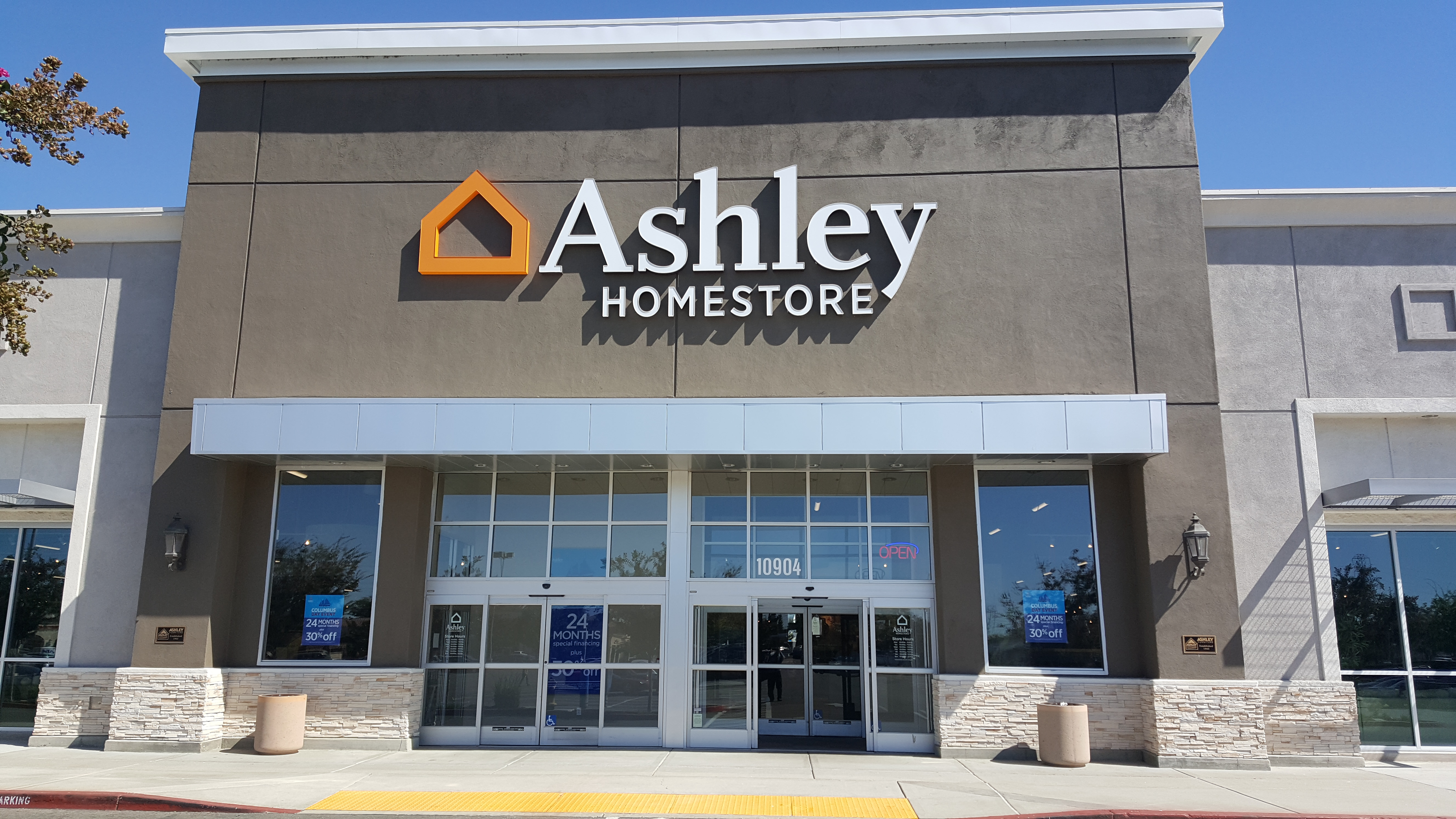 Magnificent Furniture And Mattress Store In Stockton Ca Ashley Pabps2019 Chair Design Images Pabps2019Com