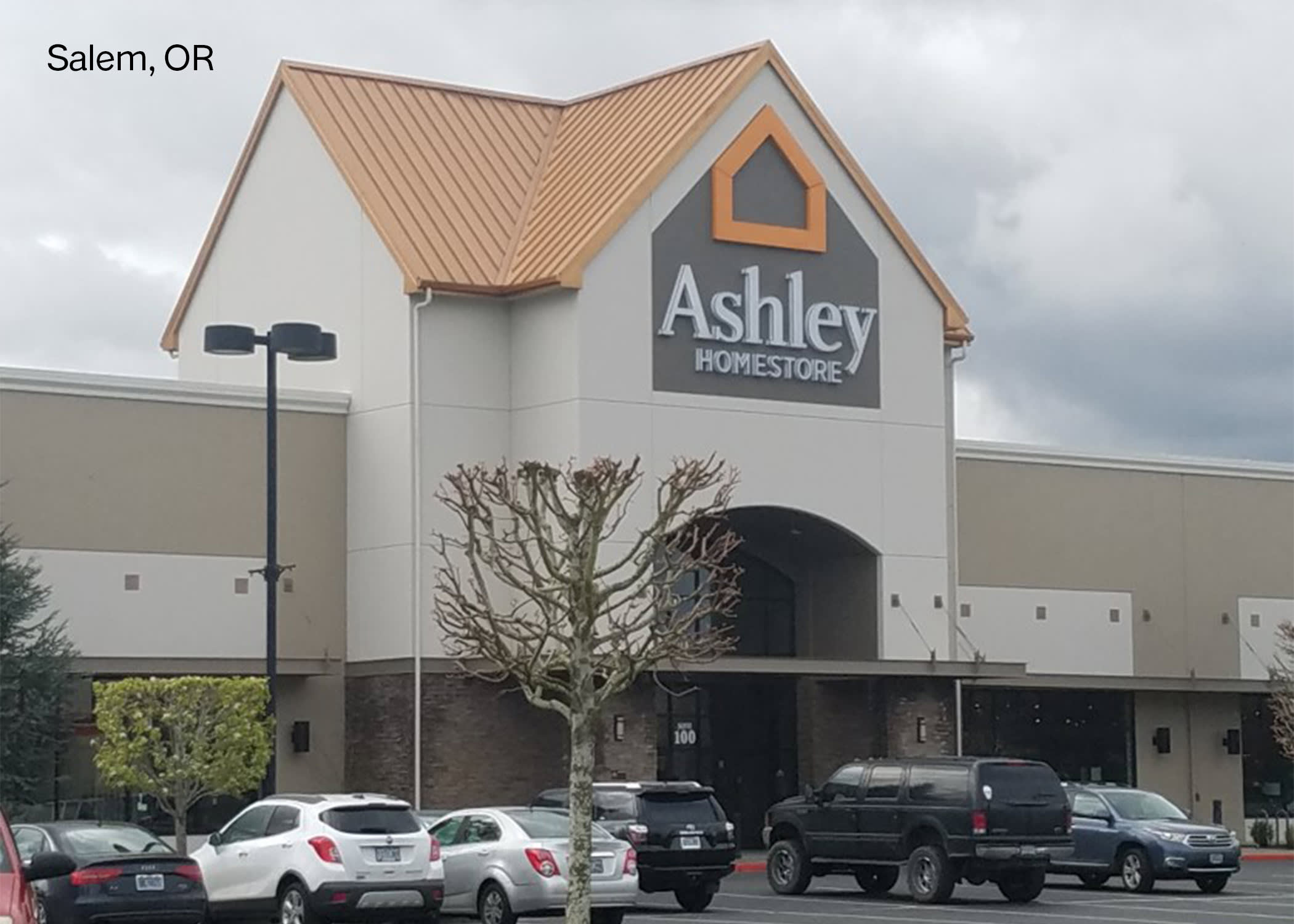 Furniture And Mattress Store At 3850 Hagers Grove Rd Se Salem Or Ashley Homestore