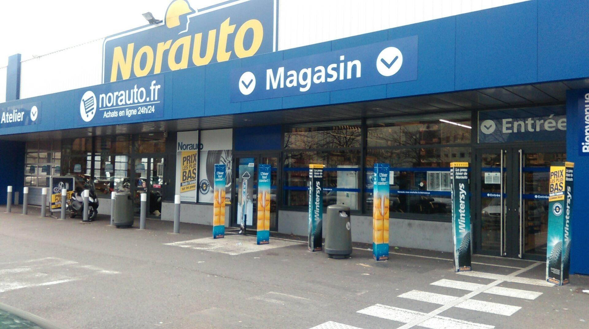 Votre centre auto Norauto Bobigny