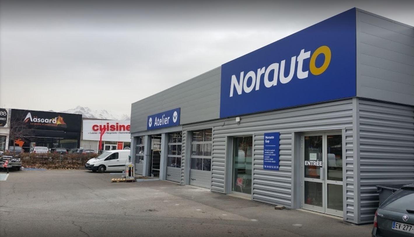Votre centre auto Norauto Gap