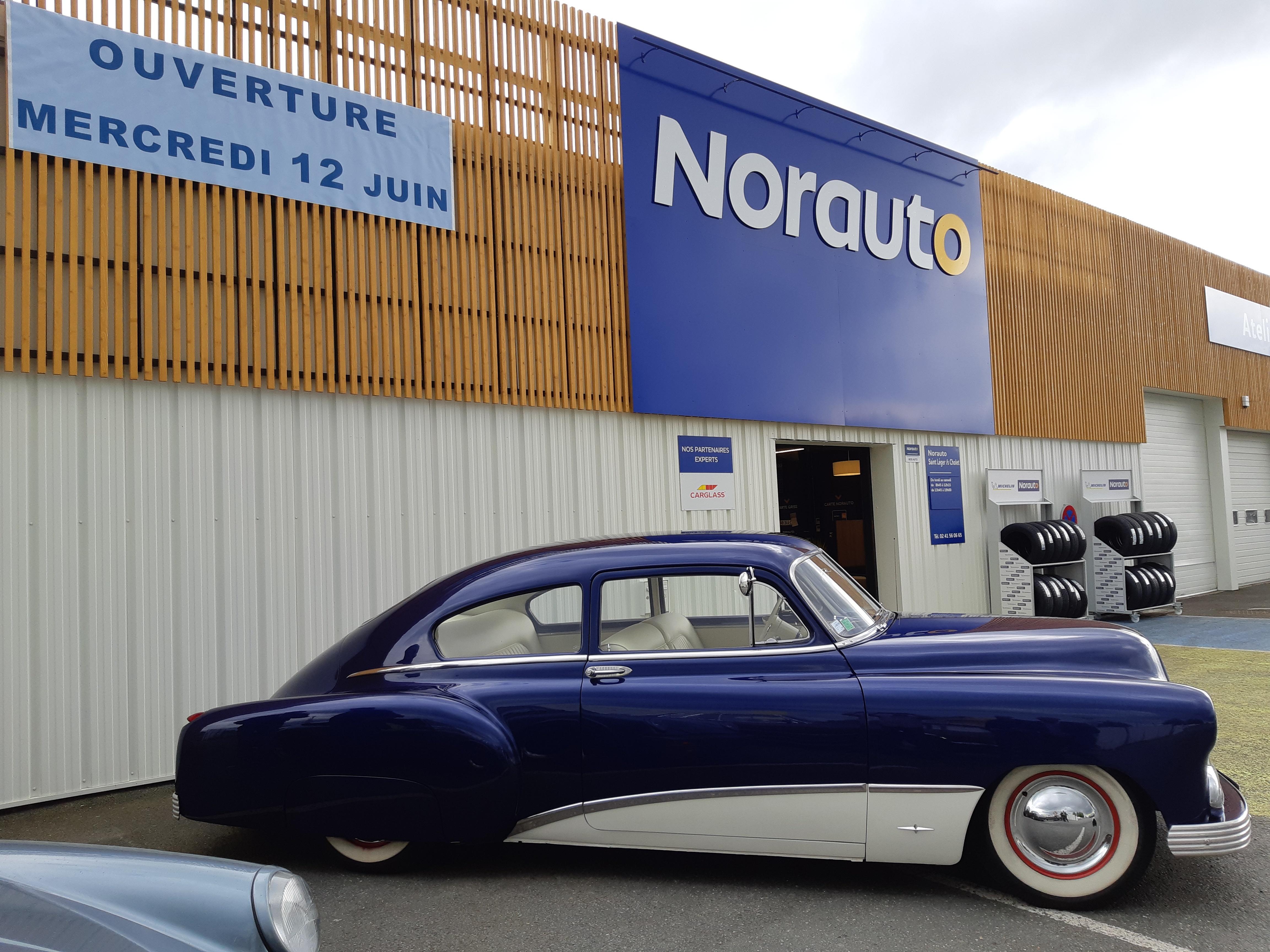 Votre centre auto Norauto St Leger /S Cholet
