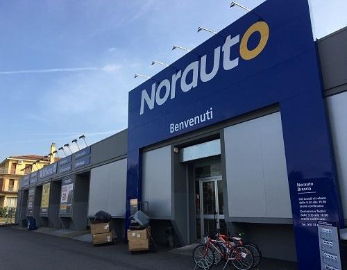 Il tuo centro auto Norauto Brescia