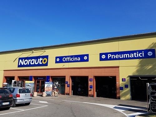 Il tuo centro auto Norauto Pavia